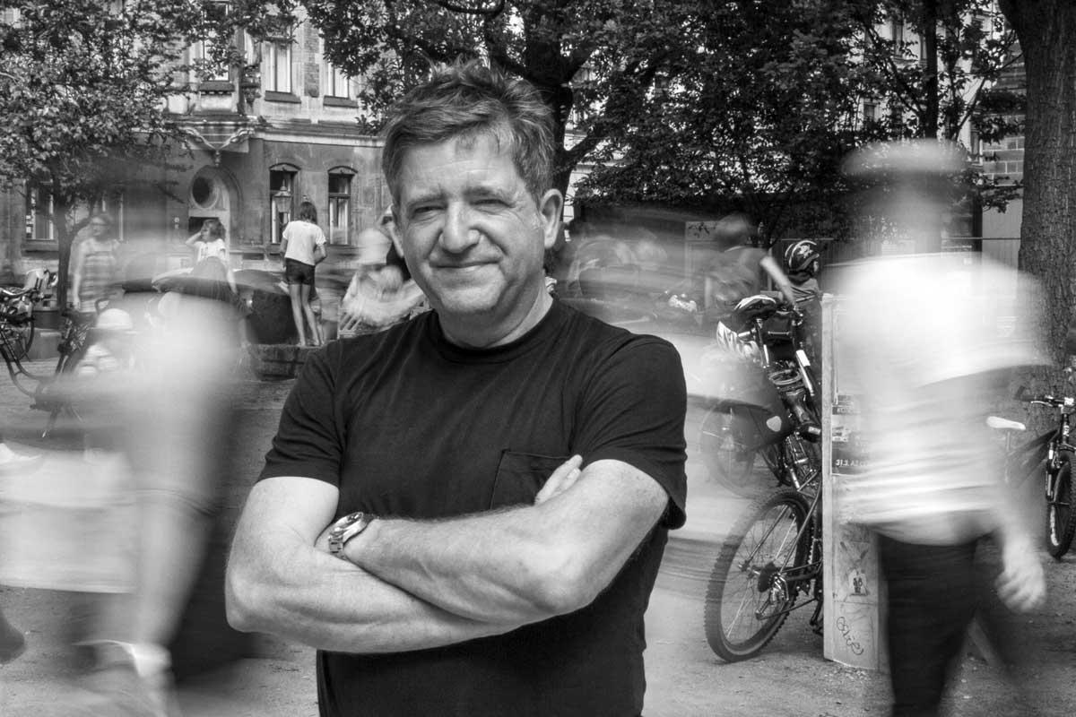 IVAS-Geschäftsführer Dipl.-Ing. Dirk Ohm