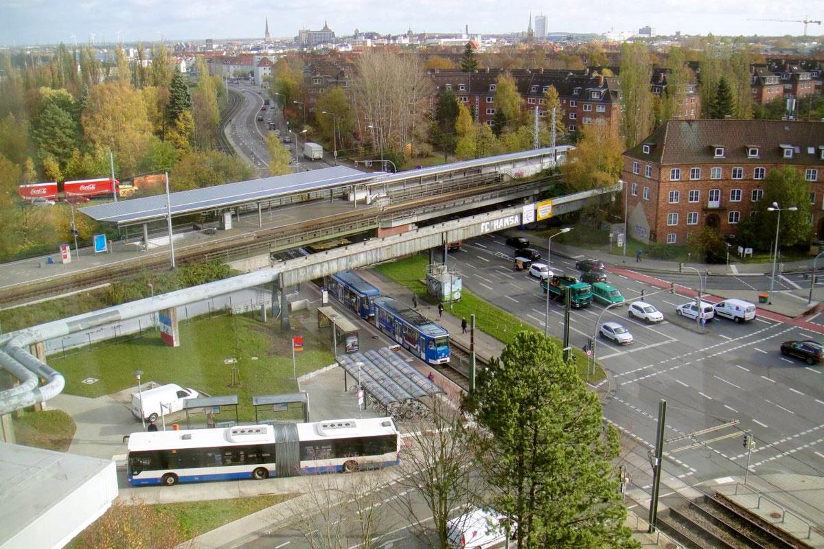 Verkehrsplanung Rostock