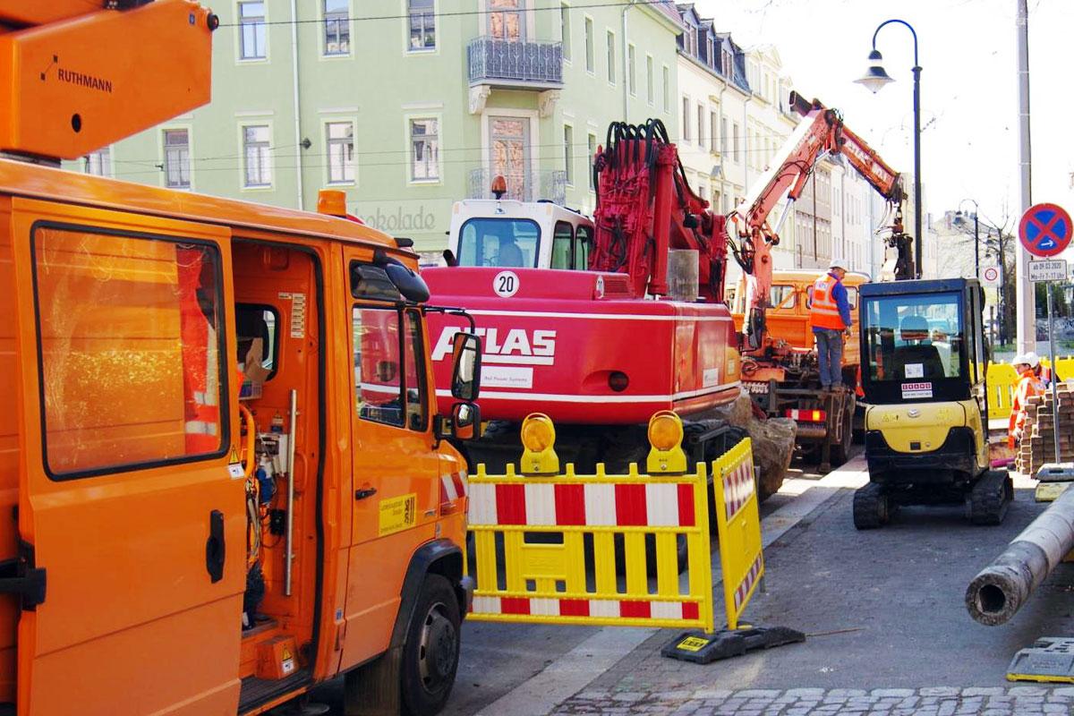 Planung und Realisierung Torgauer Straße – Osterbergstraße Dresden